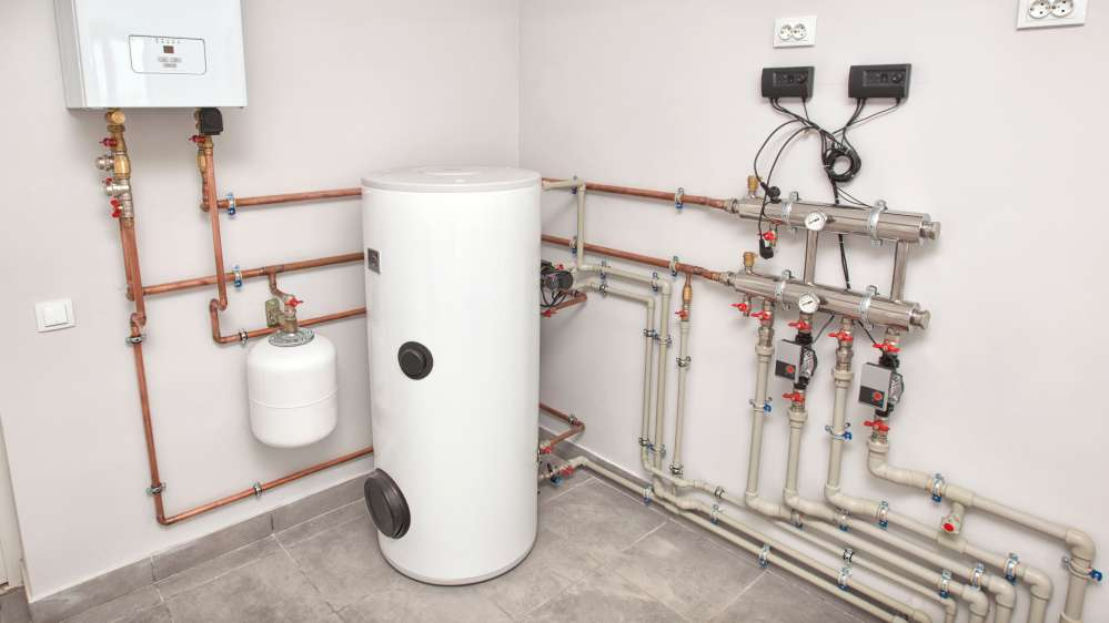 water heater repair anthem az
